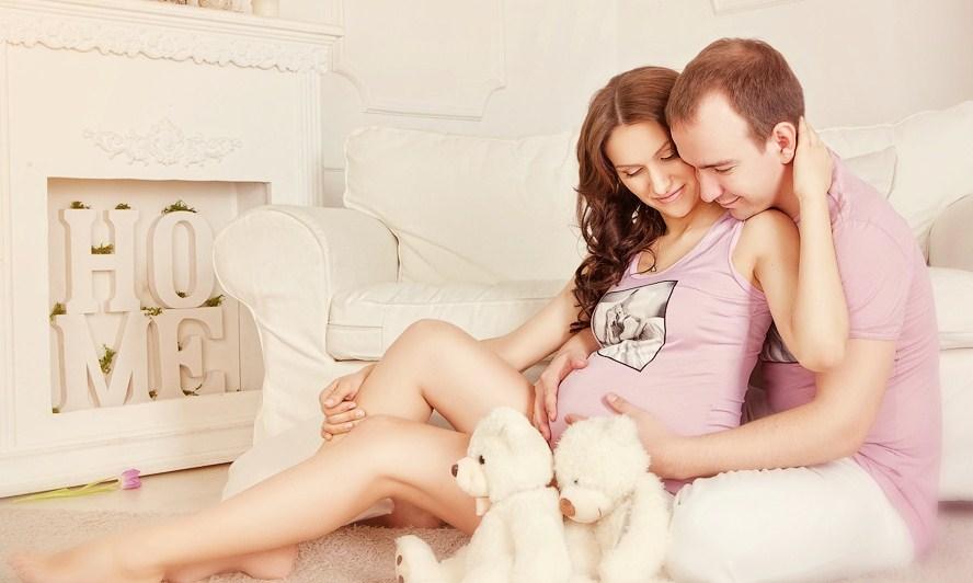 Фотосессий беременных в студии